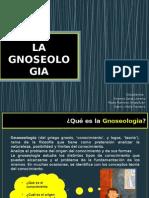 La Gnoseologia