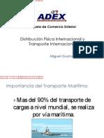 Dfi y Transporte Internjhjhacional