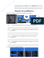 Ficha Multibanco