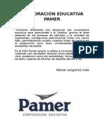 Educacion en Pamer segun  los alumnos