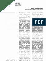 Terrenalidad de la Revista Amauta