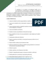Caracteristicas de La Investigacion Cuantitativa