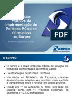 Apresentação Encontro Nacional de Responsabilidade Social e Sustentabilidade (ISMA) Sara Lustosa Da Costa