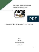 Gramatica Normativa Q'eqchi'. Juan Tzoc