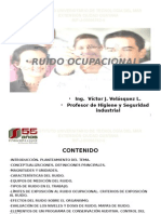 Ruido Ocupacional.profe Victor Velásquez