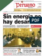 diario el peruano edicion