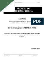 Hmsa 0000p Cor Ba 003 0 Anexos Bae Metro Chilca