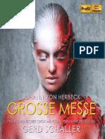 HERBECK, J.R. Von- Große Messe (Munich Philharmonic Chorus, Philharmonie Festiva, Hofmann, Schaller)