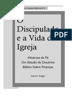 Ademir Ifanger - Alicerces da fé, um estudo da doutrina bíblica sobre finanças