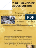 proyectoresiduossolidos-110907092928-phpapp01