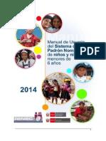 16 MANUAL DE USUARIO DEL SISTEMA PN 2014.pdf