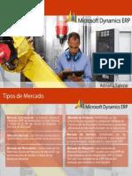 Tipos de Mercado de Microsft Dynamics ERP