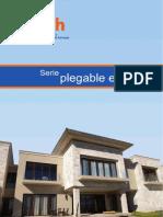 Serie Plegable IDH