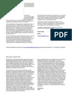 EDA Newsletter March 2010
