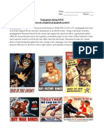 wwii propaganda categorization