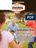 Official Program for our All Star Networking