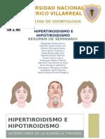 Hiper e Hipotiroidismo