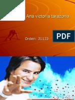 Colgate. Ana Tarazona