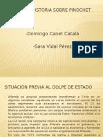 Trabajo de Historia de Pinochet