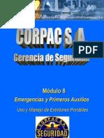 Emergencias CORPAC