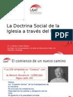 Síntesis Histórico de La Formación de La DSI