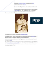 Representantes del Vóley Peruano
