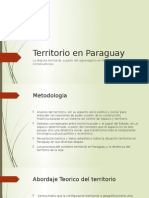 Territorio en Paraguay