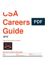 csa careers guide final 2015 19 10 2015