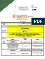 Programa Foro Finanzas