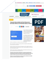 Traçar melhores estratégias de estudo implica em bons resultados - Brasil Escola.pdf