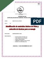 Identificacindematerialesbsicosdefsica 111114083224 Phpapp01 (1)