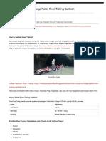 Harga Paket River Tubing Santirah