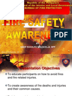 6-fire safety awareness