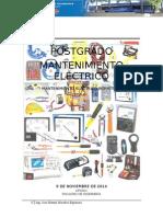 Folleto de Mantenimiento Electrico