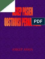 Askep Asma & Ppom