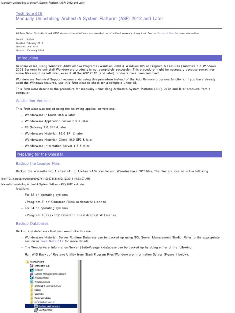 Archestra license server download 64-bit