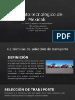 Instituto Tecnológico de Mexicali