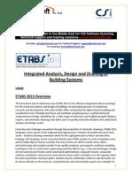 ETABS-2013-V13.1.3