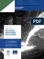 cuadernilPIEZAS DE ACERO MOLDEADO DE CALIDAD