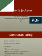 Kriteria Jackson