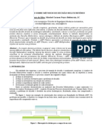 Considerações Sobre Métodos de Decisão Multicritério