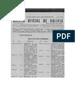 Constituição Boliviana de 1961