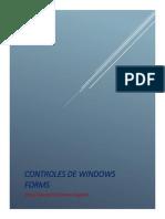 Controles Básicos de Windows Forms