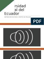 Universidad Central Del Euniversidadcuador