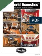 Auralex Real-World Acoustics 11-14-13