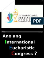 IEC- Catechesis