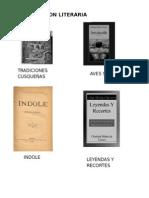 Produccion Literaria Ori de Clorinda