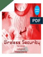 Wireless Security-25 Juni 2008
