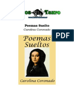 Coronado, Carolina - Poemas Sueltos