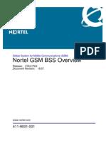 GSM BSS Overview